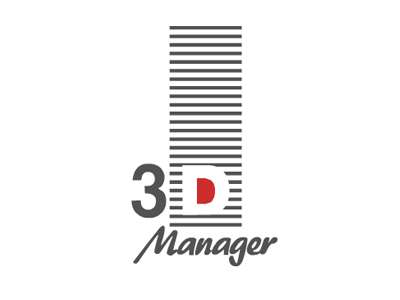 Logo 3D MANAGERS